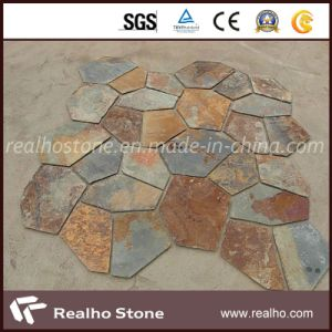 S1120 Natural Rusty Slate Pavers
