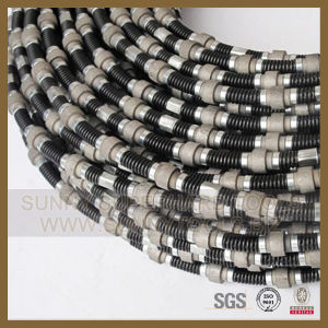 Long Lifespan Diamond Wire for Marble Cutting pictures & photos