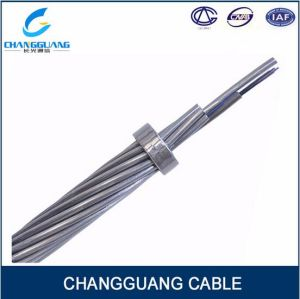 48 Core G655 Single Mode Aerial Overhead Ground Wire Opgw Cable pictures & photos