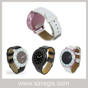 Fashion Bluetooth Pedometer Sleep Smart Mobile Cell Phone Watch pictures & photos