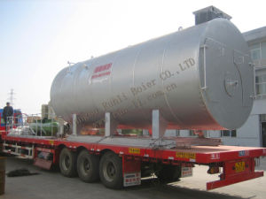 Industry Steam Boiler with Oil or Gas Fired Burner (WNS) pictures & photos