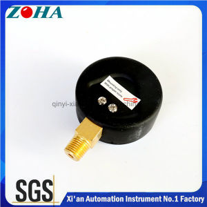 """2.5"""" Diameter Hpb59-1 Connector Normal Manometer Export to America pictures & photos"""