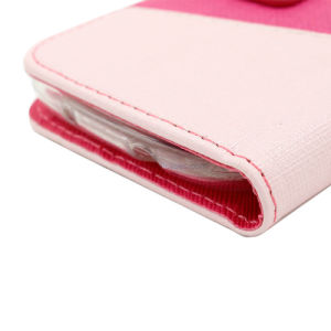 PU Full Cover Flip Mobile Cellphone Protective Cover/Case with Card Holder pictures & photos
