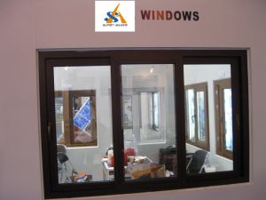 UPVC Window and Door for Building pictures & photos