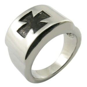 Cross Ring Stainless Steel Jewellry pictures & photos