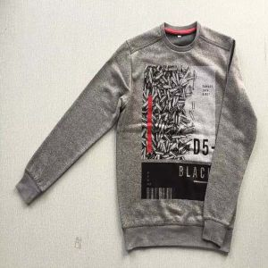 Man′s Printed Hoodie pictures & photos