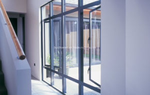 Architectural Project Thermal Break Frames Aluminium Windows pictures & photos