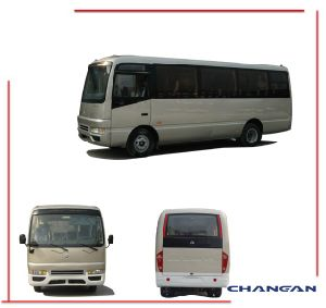 Best Selling Changan Coaster Sc6728bl, 7.2m Coach 21-28 Seats pictures & photos