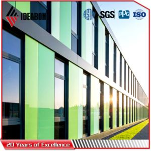 High Gloss White Aluminum Composite Panel pictures & photos