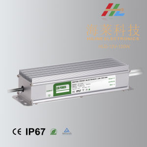 120W 12V 24V IP67 Waterproof LED Driver pictures & photos