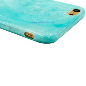 Green Jade Ultra Slim Soft TPU Mobile Cover/Case for Samsung/iPhone pictures & photos