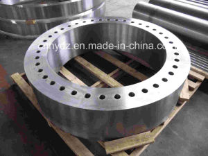 Hot Forged Alloy Steel 15CrMo Equipment Flange