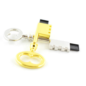 Metal Antique Key USB Flash Disk pictures & photos