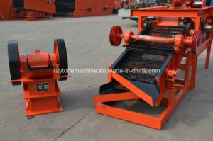 PE150*250 Crushing and Screening Station pictures & photos