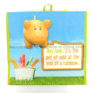 Cartoon Design PP Non Woven Laminated Bag for Promotional Gift pictures & photos
