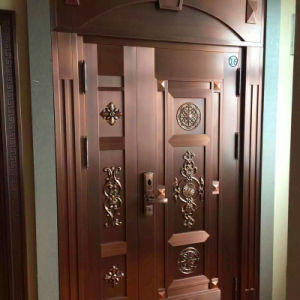 Arch Copper Door pictures & photos
