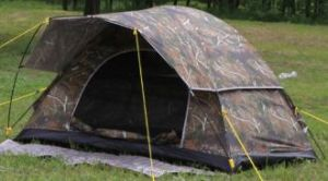 Traveling 2 Person Lightweight Outdoor Family Camping Tent pictures & photos