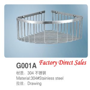 High Quality Bathroom Accessories Towel Shelf (G001A) pictures & photos