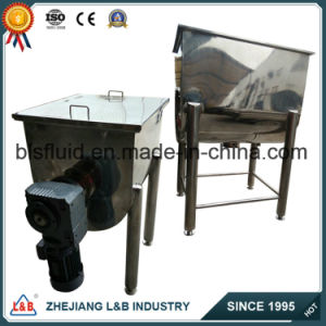 Stainless Steel Powder Horizontal Ribbon Blender Mixer (BLS) pictures & photos