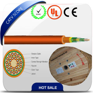FTTH Indoor Multi-Fiber Breakout Indoor Cable 2A