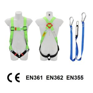 Full Body Safety Harness (JE1069B-JE312205) pictures & photos