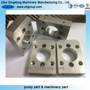 Precision Machining CNC Aluminium/Brass/Stainless Steel Metal Spare Parts pictures & photos