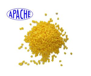 Raw Material PA6 Gf30% Reinforced Flame Retardant Pellets Color Customized pictures & photos