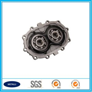 Sheet Metal Stamping Auto Part Gear Wheel Shell pictures & photos