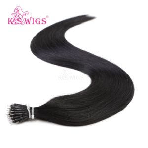 Fashion Color Remy Hair Extension High Quality Virgin Human Hair pictures & photos