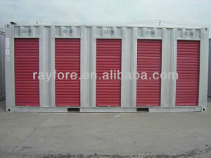 Independent Storage Containers with Roller Shutter Door for Storage pictures & photos