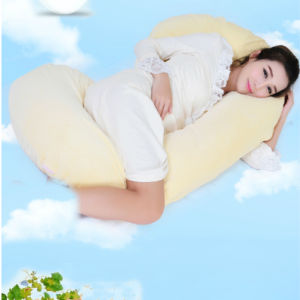 Cheap C Shaped Softest Pregnant Woman Body Support Pillow pictures & photos