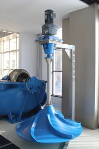 Qjb Submersible Mixer and Agitator pictures & photos