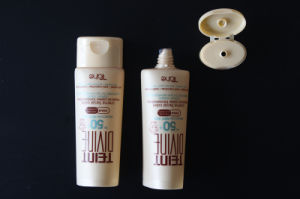 Hand Cream Plastic Oval Tube pictures & photos