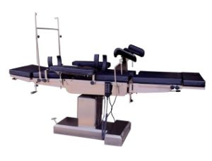 Electric Operating Table, Especially for Urology Surgeries, CE & ISO Certified, GB304 Stainless Steel