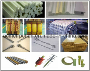 FRP Insulation Rod, Electrical Insulation, Transformer Spacer