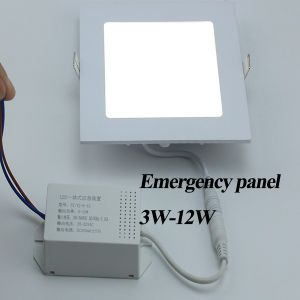 LED Rechargeable Panel Light 3W-9W pictures & photos