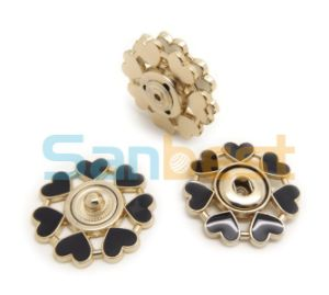 High Quanlity Fashion Metal Buttons for Demins Garments pictures & photos