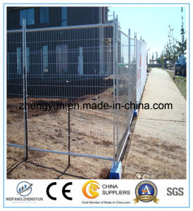 Hot Sale Construction Site Temporary Fening / Temporary Fence Factory pictures & photos
