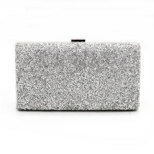 Guangzhou Wholesale Handbags Party Bag Sequin Box Lady Clutch Bag pictures & photos