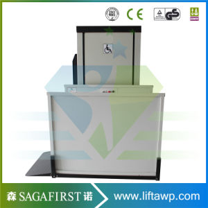 Electric Scissor Hydraulic Wheelchair Lifts pictures & photos