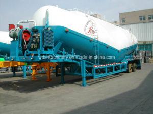 Hot Sale 3 Axle Cement Tanker Semi Trailer (WDA9402GXH)