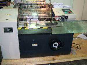Paper Sewing Machine for Catalogues Sewing (SX-460D) pictures & photos