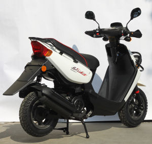 Sanyou 50cc-150cc Bws Gasoline Scooter (SY125T-26) pictures & photos