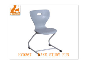 High School Student Furniture&Classroom Plastic Metal Chair pictures & photos