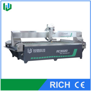 Factory Price Waterjet Cutting Machine for Stone pictures & photos
