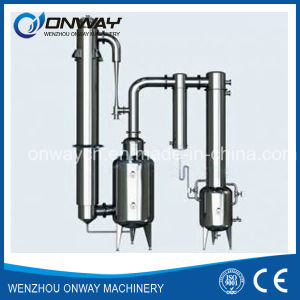 High Efficient Stainless Steel Vacuum Apple Juice Concentrate Machine pictures & photos