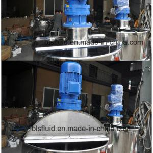 Upper Homogenizer Emulsifier Blender, Body Cream Lotion Machine pictures & photos