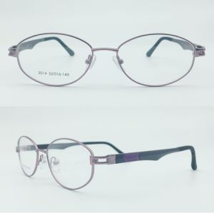New Design Woman Metal Glasses Optical Frames pictures & photos