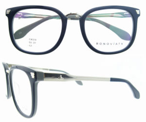Men Women Optical Popular Shape Designer Glassess Full-Rim Flexible Hinges Eyeglasses pictures & photos
