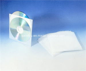 Non-Woven CD Bag with Mat Face